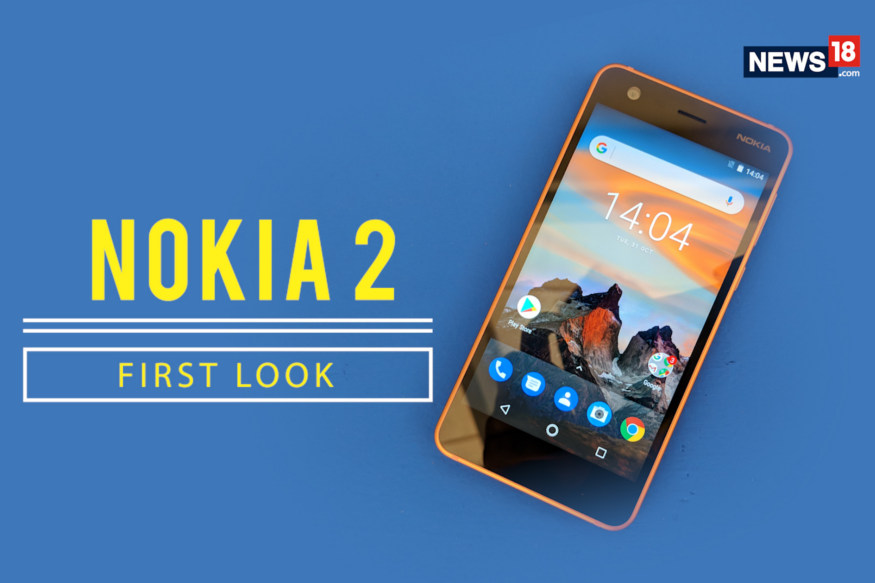 Nokia 2 First Look: Check Out The New Budget Nokia Android Phone