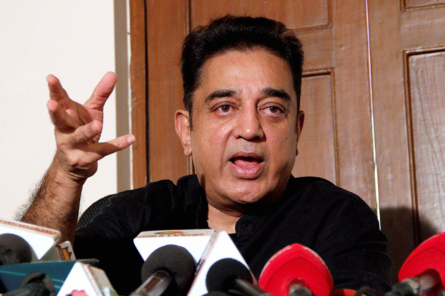 Kamal Haasan to Name Party in His Hometown on Feb 21, Launch TN