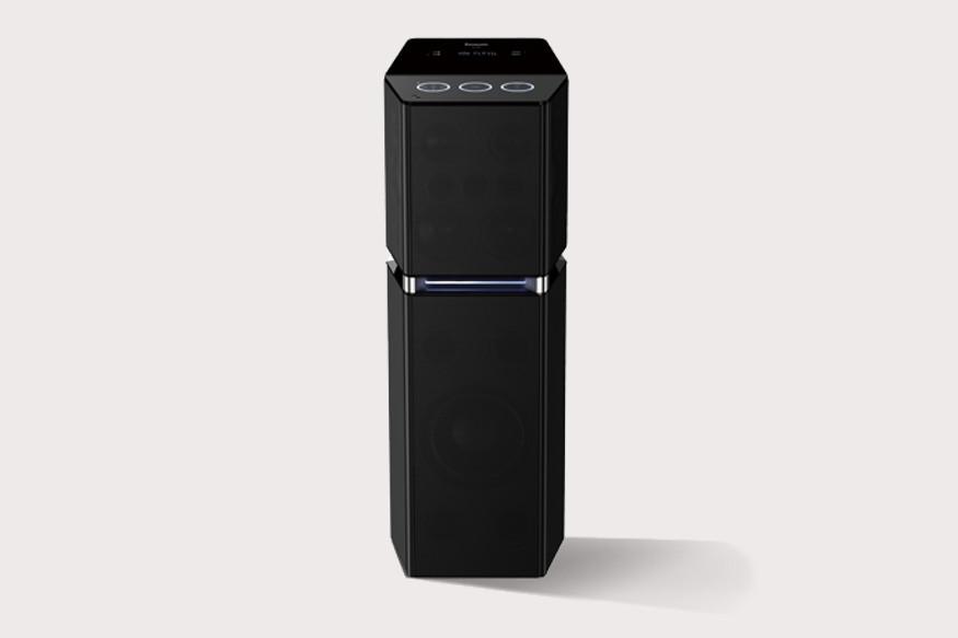 Panasonic UA sound system review