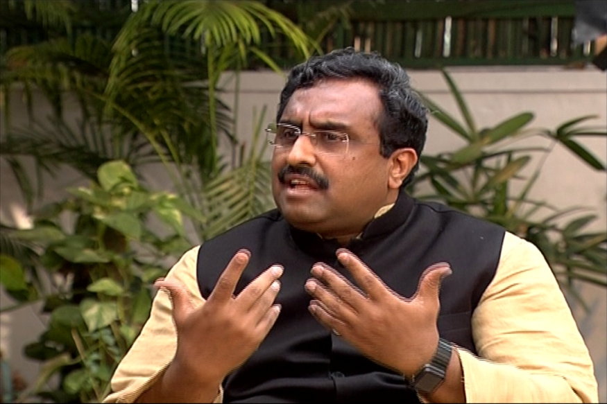 Ram Madhav Slams Shashi Tharoor for Comparing NPP With Wagging Tail of