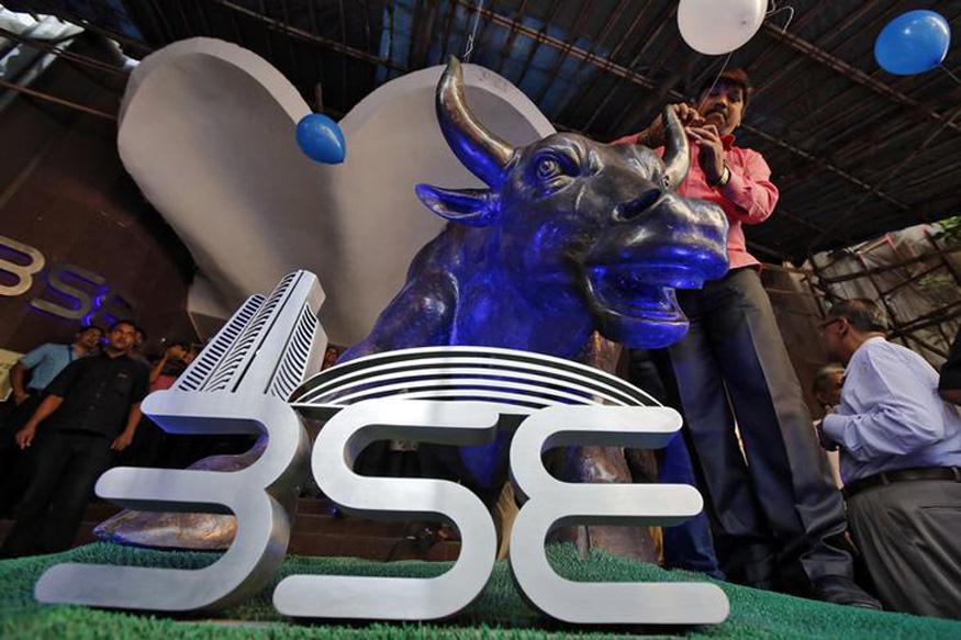 Sensex, Nifty Hit New Highs on Global