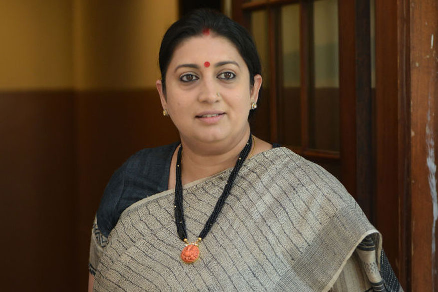 BJP to Work for Women if Voted to Power in Meghalaya: Smriti Irani