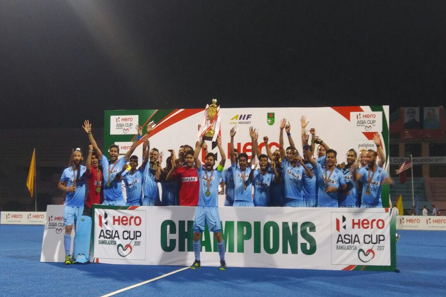 Asia Cup: India End Decade-long Wait For Crown, Beat Malaysia 2-1