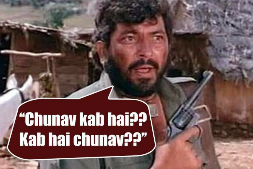 Congress Is Busy Making Gabbar And GST Memes, BJP Isn't Liking It