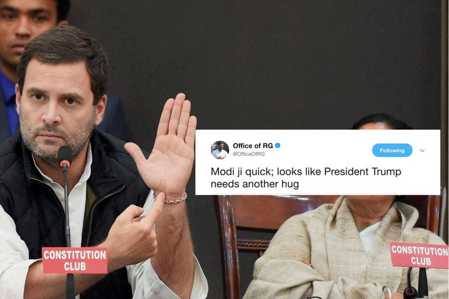 'Bots' Boosting Rahul Gandhi's Online Popularity? Twitter Breaks Into Debate