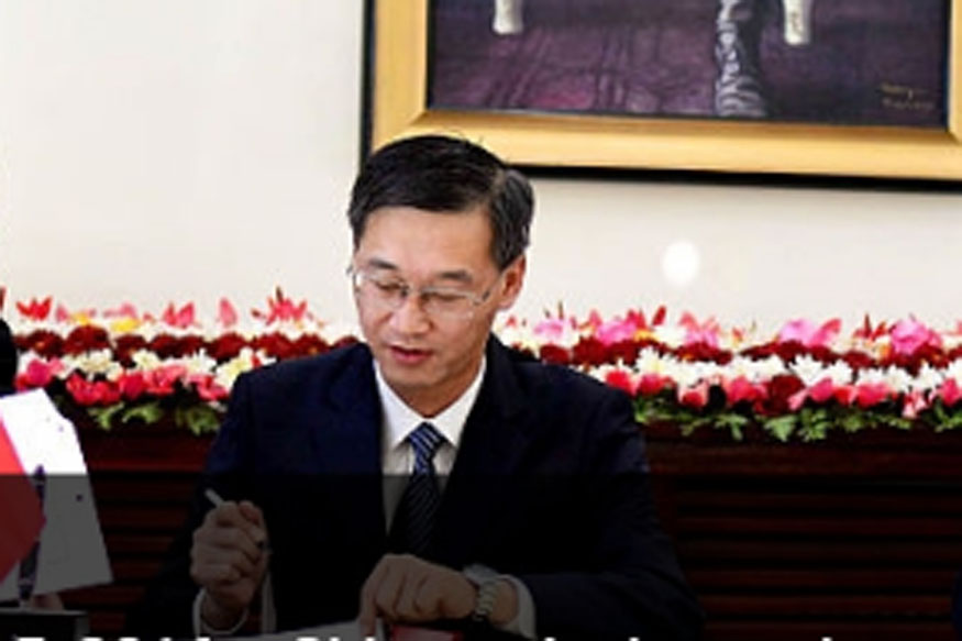 China Asks Pakistan to Provide Additional Security For its Envoy
