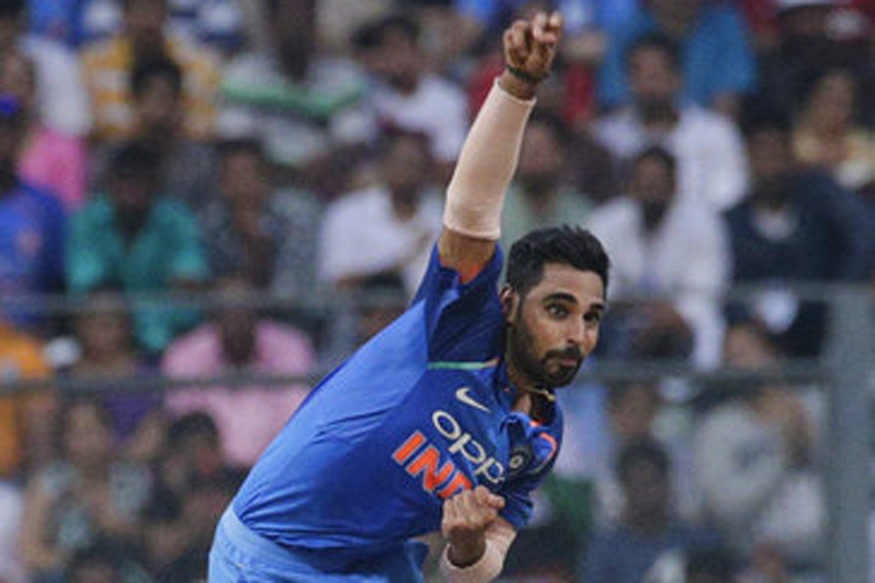 Bhuvneshwar Consistently Bowled in Right Areas: