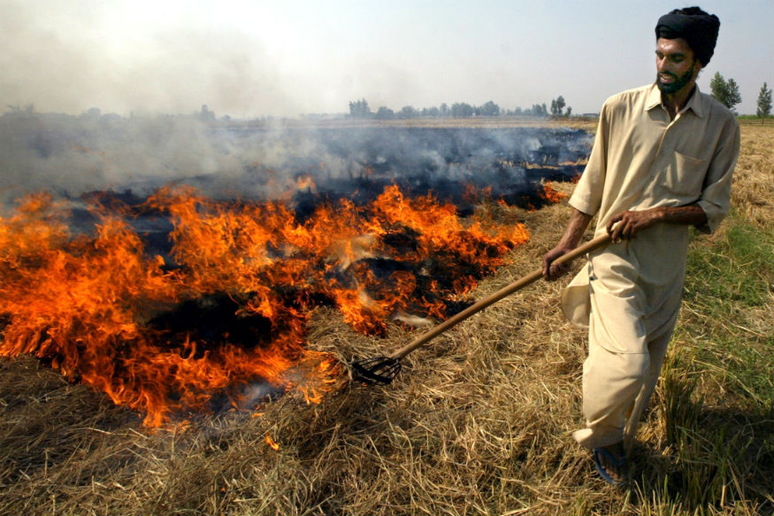 'Why do Dilliwalas Crib About Crop Fires and Ignore their Own Polluting Ways?'