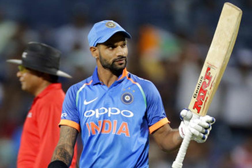 Live Cricket Score, India vs Sri Lanka 2017, 2nd ODI in Mohali: Shikhar Dhawan Registers 23rd ODI Fifty