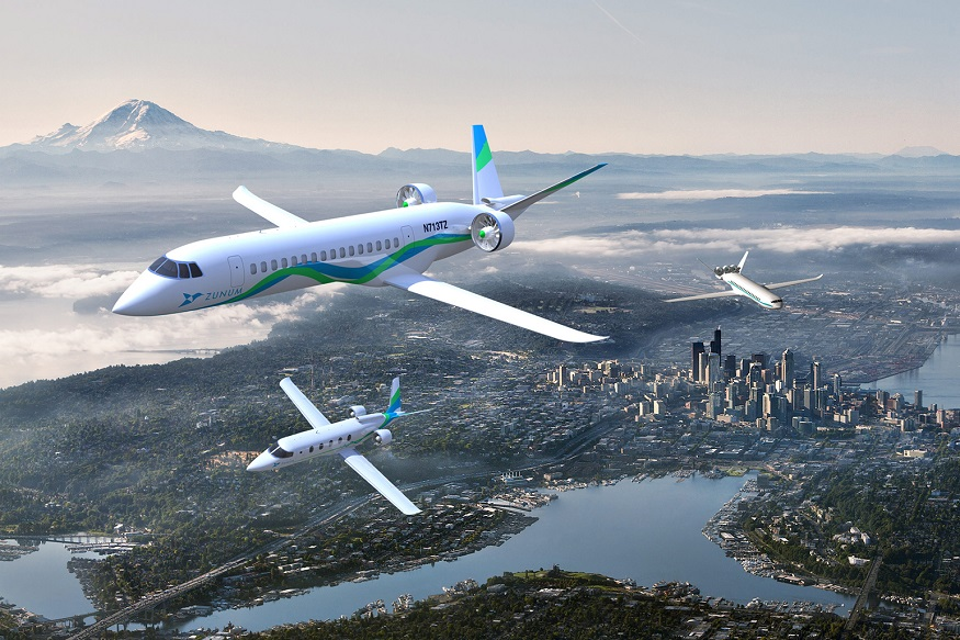 Boeing-Backed Startup Aims For Hybrid Electric Plane in 2022
