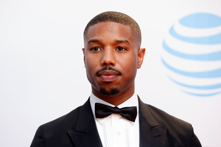 Michael b jordan receives death threats from a fan news18 for Michael b jewelry death