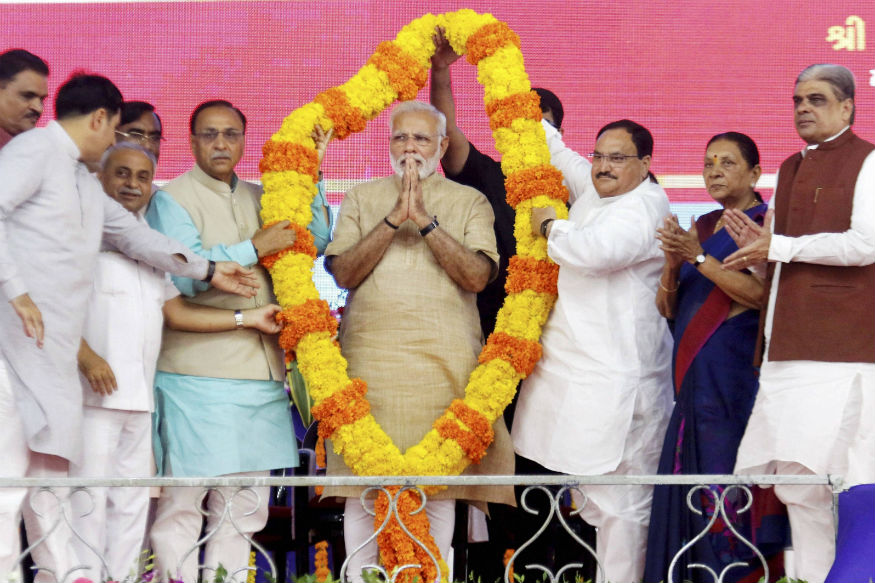 PM Modi to Kick Off Projects in Poll-bou