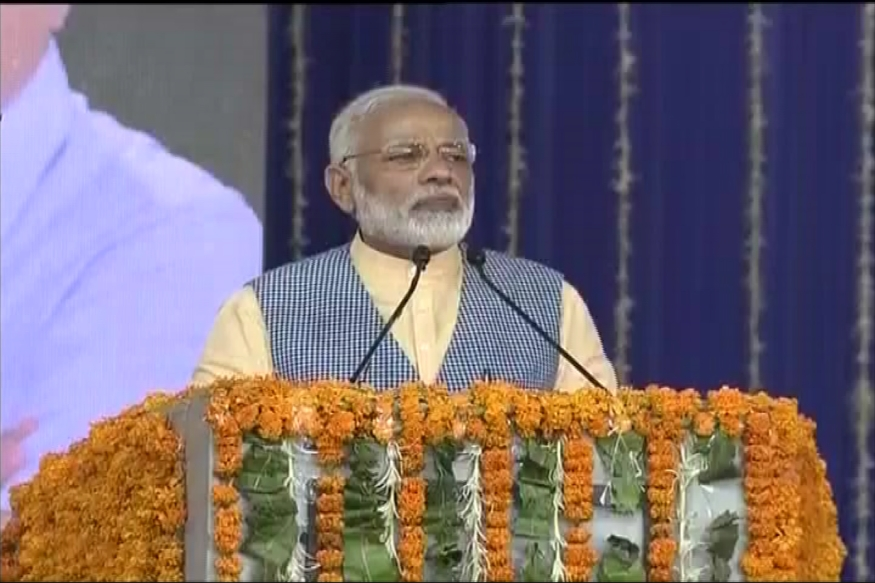 Narendra Modi in Gujarat LIVE: PM Says Ports Are Lungs of India