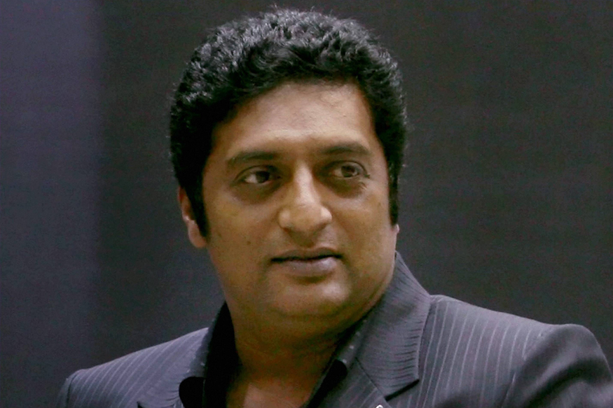 Actor Prakash Raj Sends Legal Notice to BJP MP for 'Trolling'
