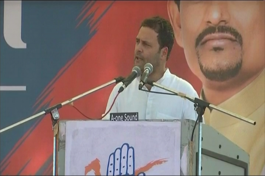 Rahul Gandhi in Gujarat LIVE: Congress V-P Targets Modi Govt on Unemployment, Says Jobs Going to China