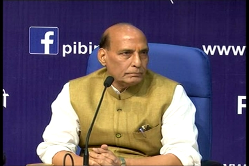 Rajnath Singh LIVE: Centre to Start J&K Dialogue, ex-IB Chief Dineshwar Sharma will be Govt Representative