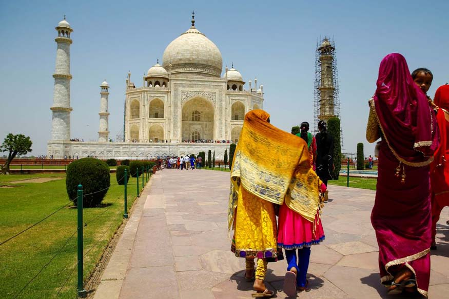 Amid Taj Controversy, PM Says Can't Move Ahead Without Pride in Heritage