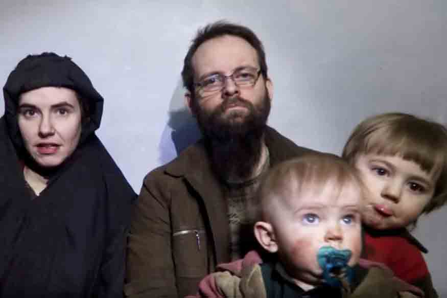 CIA Chief Contradicts Pak Army, Says Couple Held Hostage for 5 Years