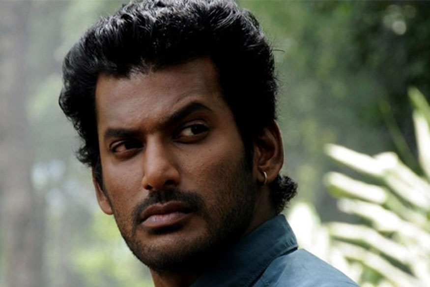 Day After 'Mersal' Spat, Vishal's Film Company Gets a Visit from GST Intel