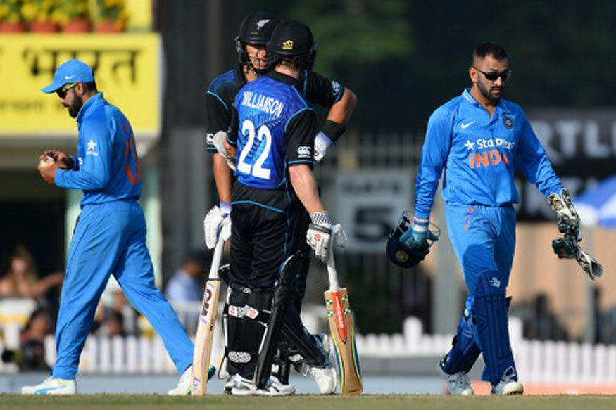 New Zealand in India: History of Bilateral ODI Series (1988 to 2016)