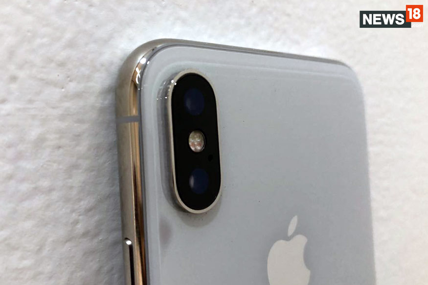 Take a peek inside the iPhone X