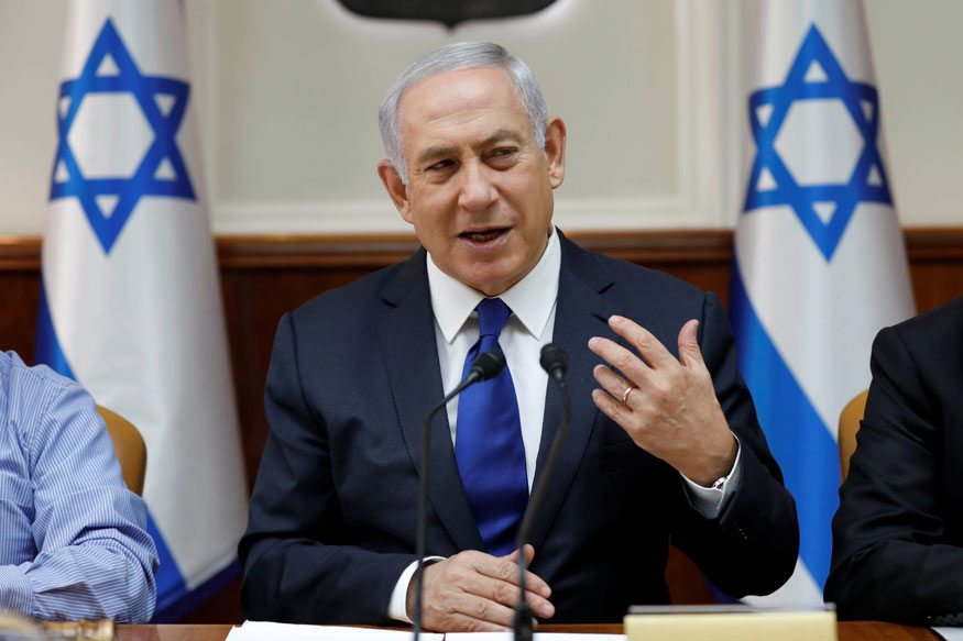 Netanyahu in Gujarat LIVE: After World Knows iPad and iPod, It's Time for iCreate Now, Says Israeli PM