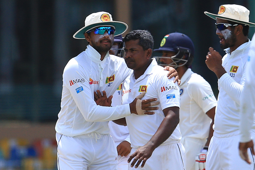 Image result for Sri Lanka to play five bowlers against India