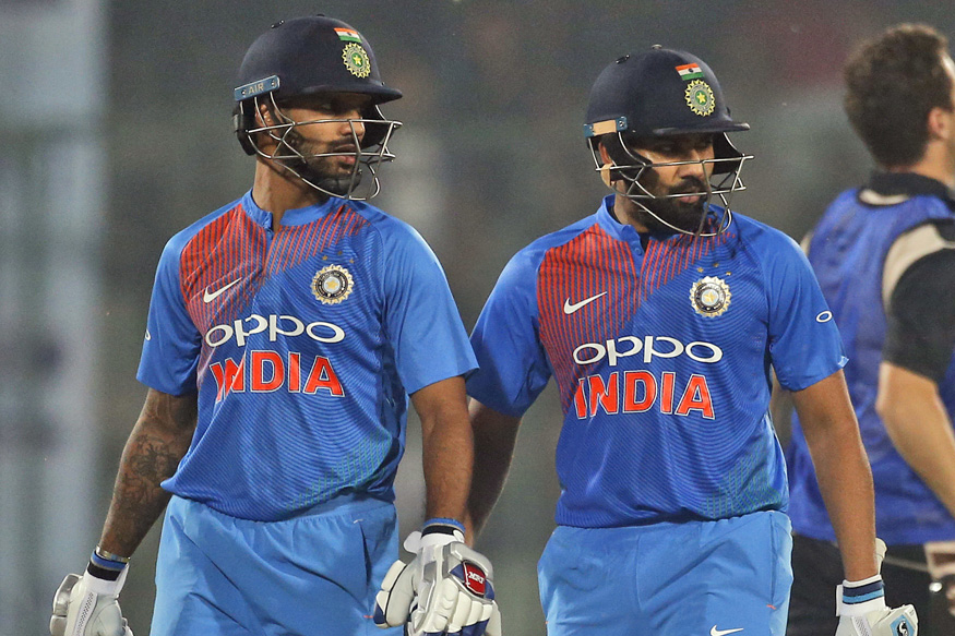 Live Cricket Score, India vs Sri Lanka 2017, 3rd ODI, Visakhapatnam: Rohit Departs, Dananjaya Strikes