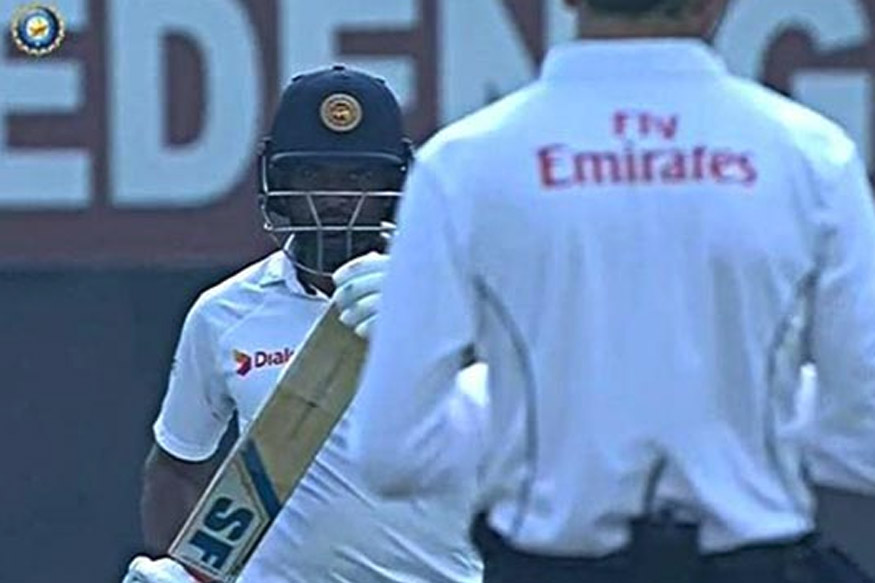 Brain Fade Part 2? Dilruwan's Antics Fuels Fresh DRS Controversy