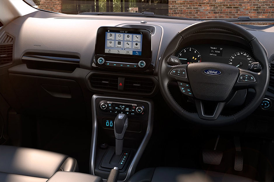 New Ford EcoSport Interiors Photo