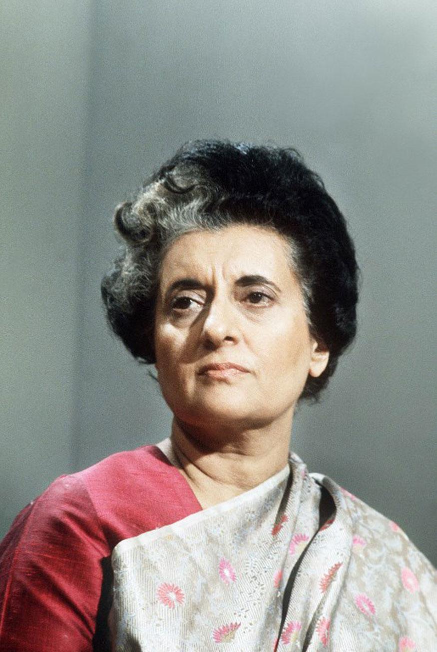 indira gandhi speech