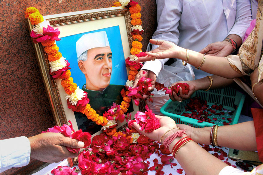 Book by BJP Youth Wing in MP Calls Nehru 'Greedy for Power', Congress Fumes