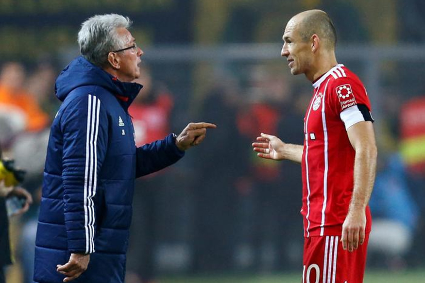 Bayern Munich Boss Heynckes Delighted After 500th Win