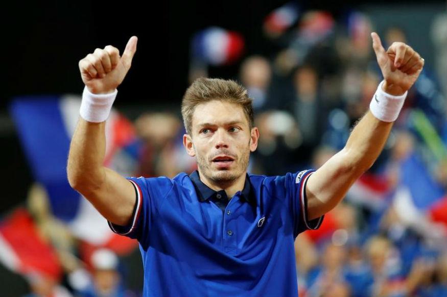 France Drop Benneteau, Mahut for Davis Cup Final Against Belgium
