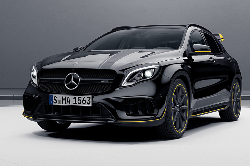 Mercedes-AMG Introduces GLA45, CLA45 Facelifts In India, No Change In Price!