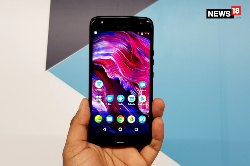 Motorola Moto X4 First Impression Review [With Video]: The Improved Moto G5s Plus