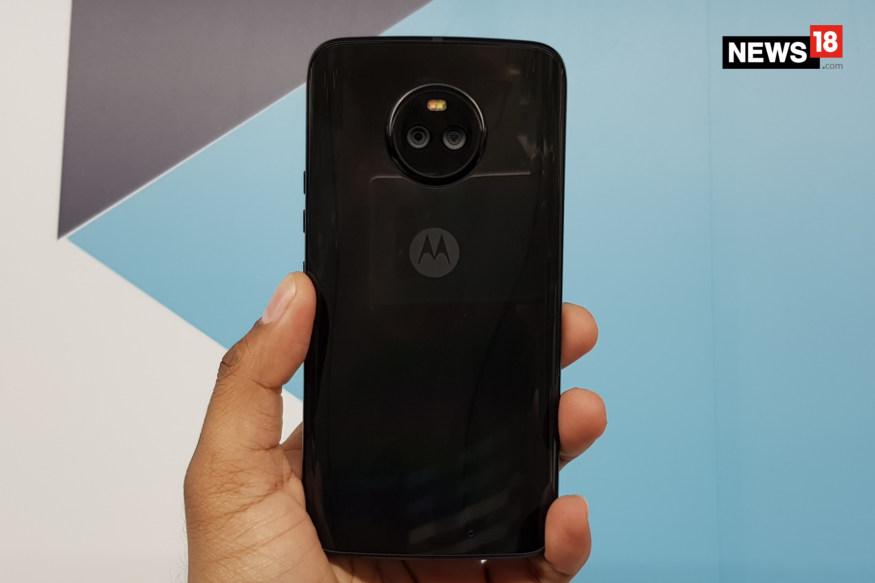 Motorola Moto X4 First Look