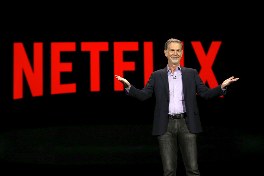 Netflix  to Make Best Use of Indian Cultural Content: CEO Reed Hastings