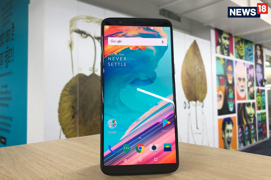 OnePlus 5T launch today