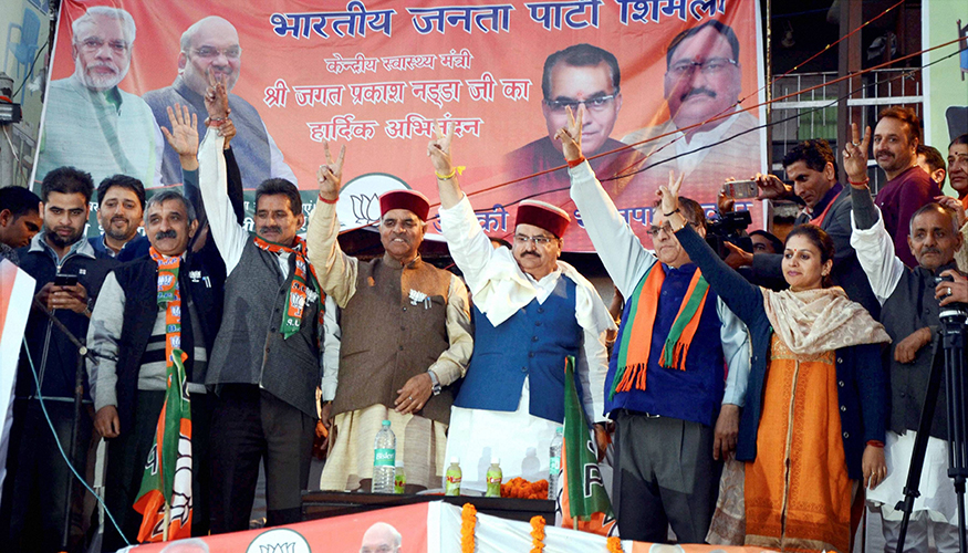 Congress like termites, wipe them out, says Modi in Himachal Pradesh