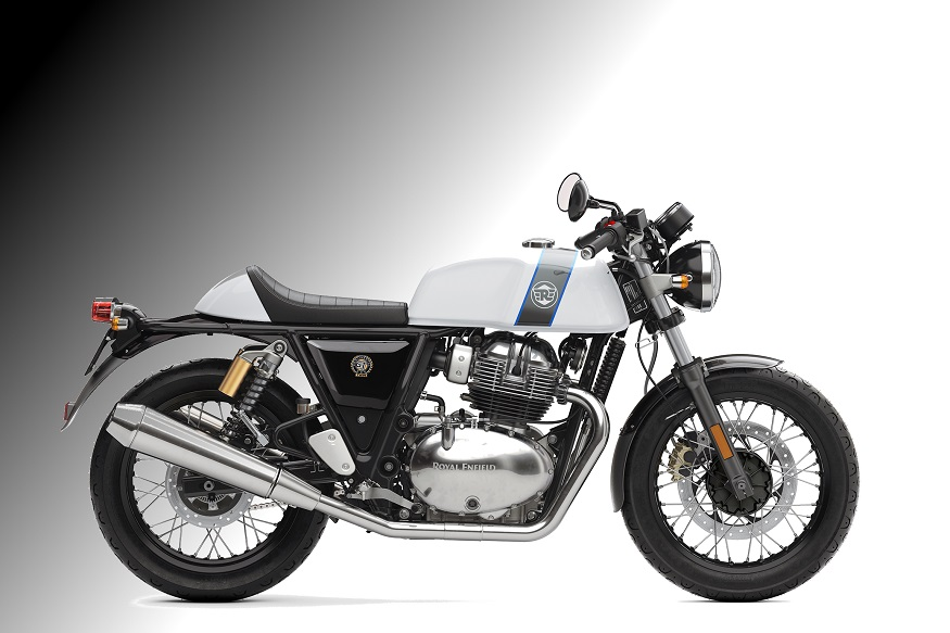 Royal Enfield Continental GT 650. (Image: Royal Enfield)