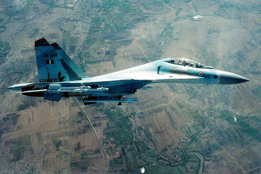 Brahmos Missile Test Fired From Sukhoi Fighter Jet for First Time