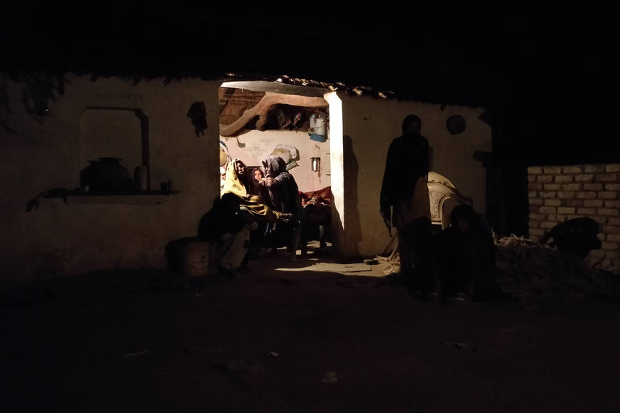 Umar Alwar Home in Ghatmeeka
