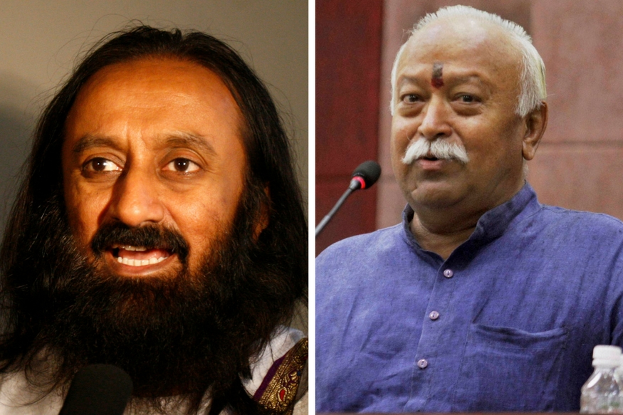 No Chance of Out-of-Court Settlement on Ram Mandir: Mohan Bhagwat's Message to Sri Sri