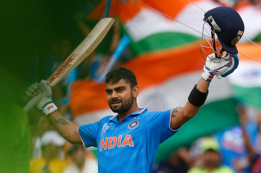 Virat Kohli Named ICC Cricketer of the Year