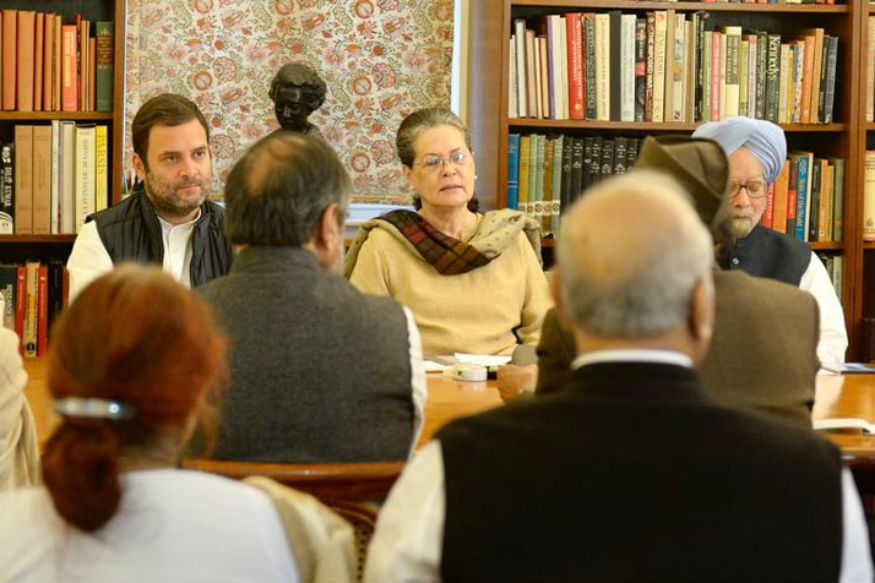 CWC Meeting LIVE: Roadmap of Rahul Gandhi's Elevation Announced Amid Gujarat Mess