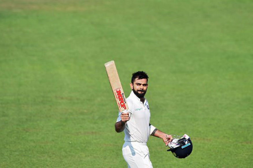 Virat Kohli's Intent in Tests Is a Sign of Indian Cricket's Evolution