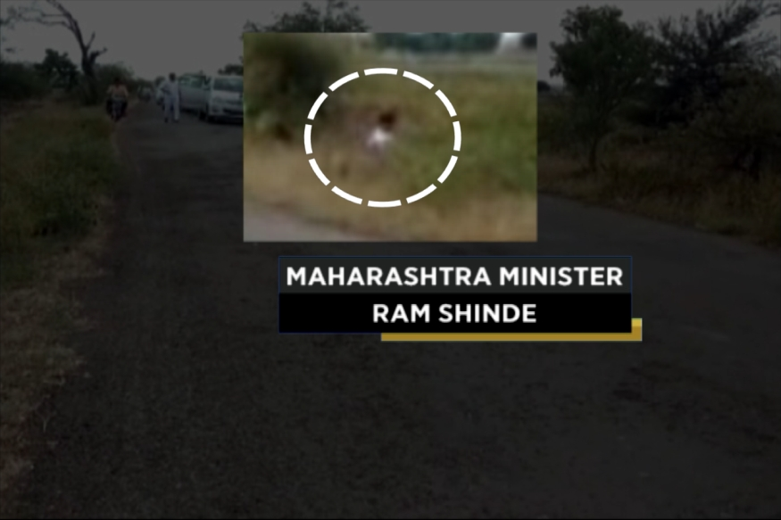 Viral Video Shows Maharashtra Minister Peeing in Public, He Offers an Explanation