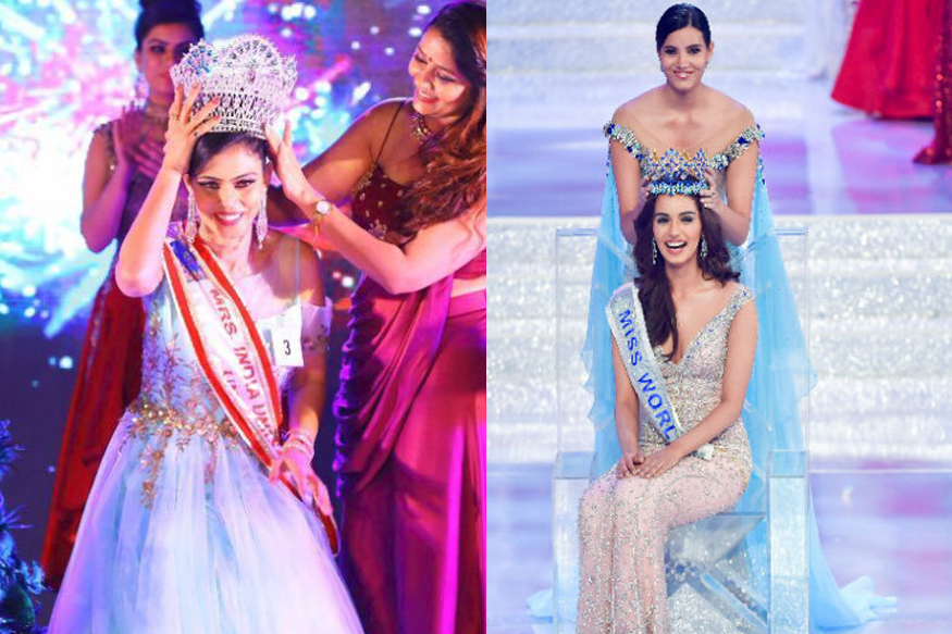 Manushi Chhillar is the new Miss World