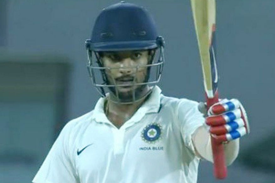 Ranji Trophy Group A Round-up: Mayank Hits Another Ton